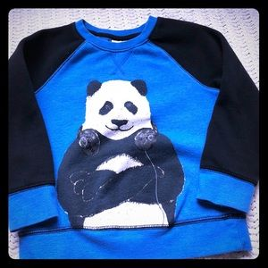 Kids Cat & Jack Panda Sweatshirt